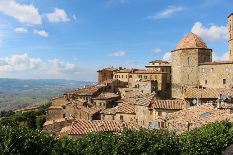 Tuscany's San Gimignano -