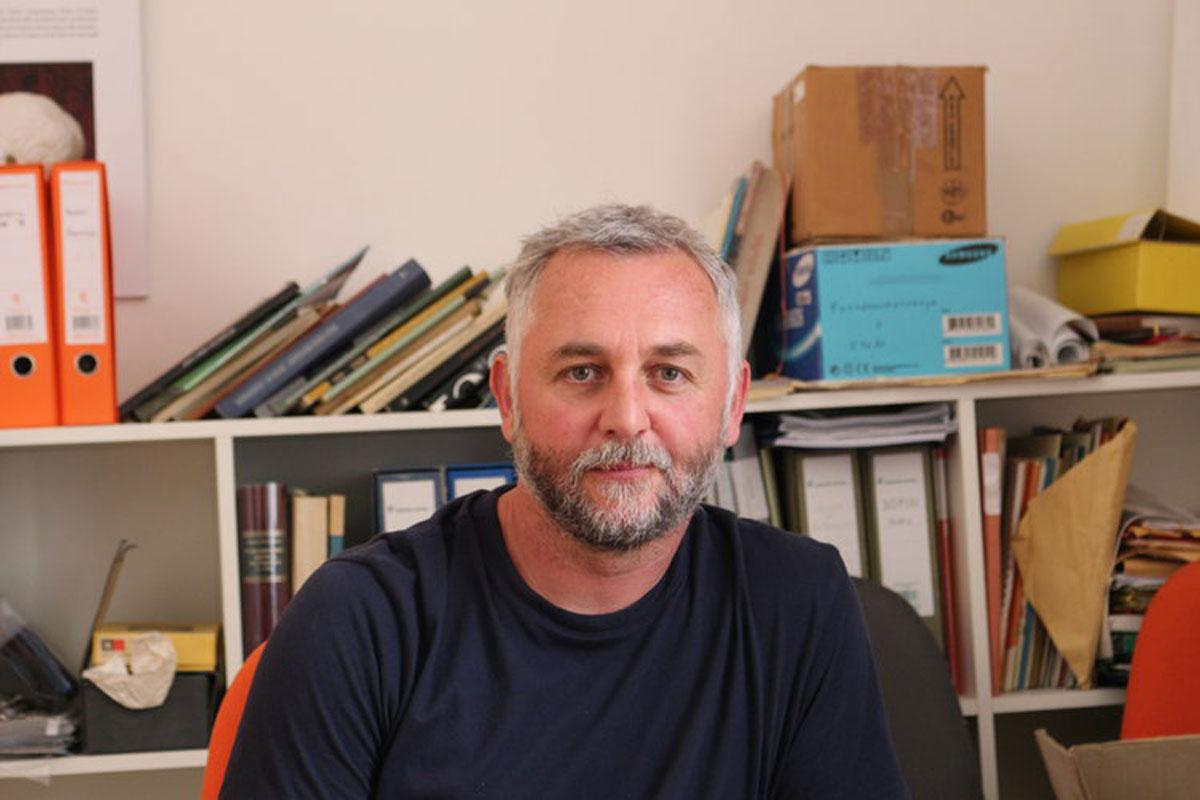 Dr. Domagoj Perkic