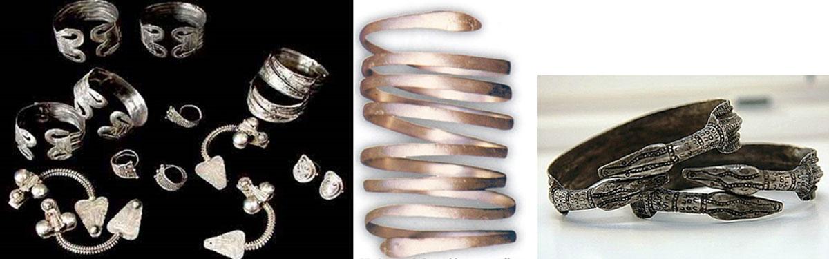 Illyrian jewelry