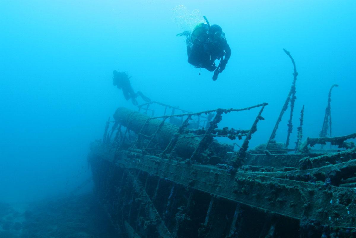 Underwater Excavation