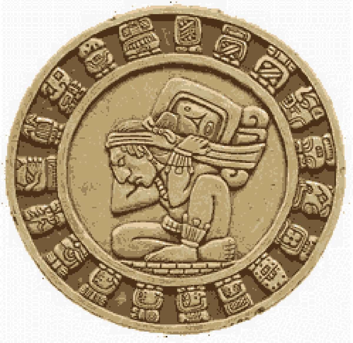 Maya calendar, Photo: Jose Santos Tamay