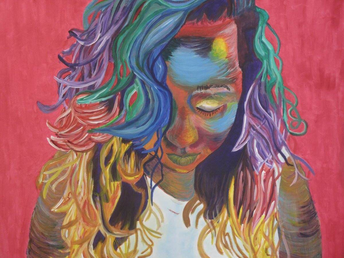 Photo: Lucy Sanchez, Study Abroad Undergraduate, Burren College of Art