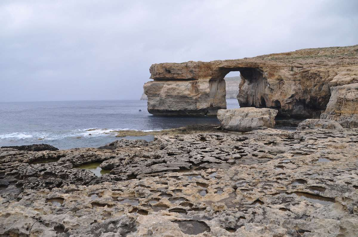 Gozo's Azure Window, Photo: Meg Pier