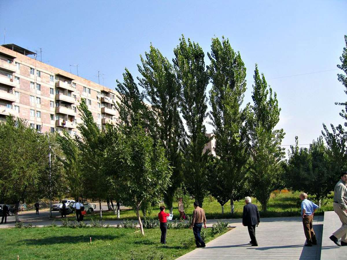 Andranik Park - Before and After
