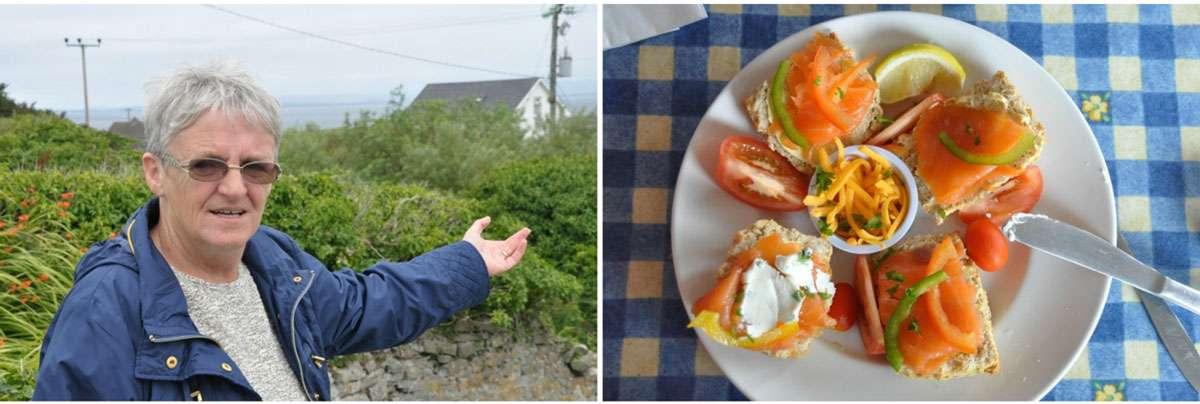 Maureen + Food