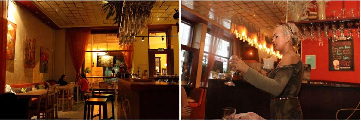 Armastus coffee shop, owned by entrepreneur Tairi Leis. Photos: Tair Leis