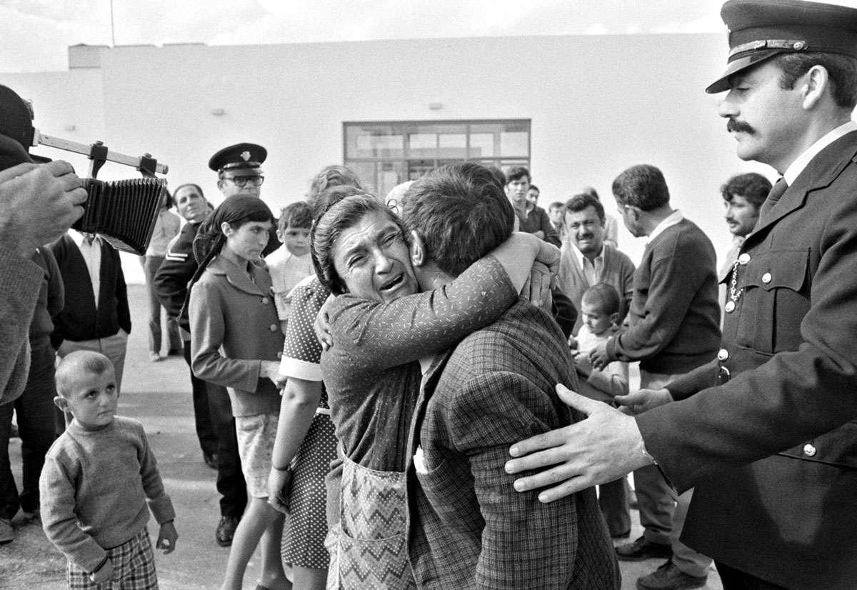 Humanitarian assistance to refugees - 21 November 1974 - Nicosia, Cyprus. Image credit; UN Photo/Yutaka Nagata.