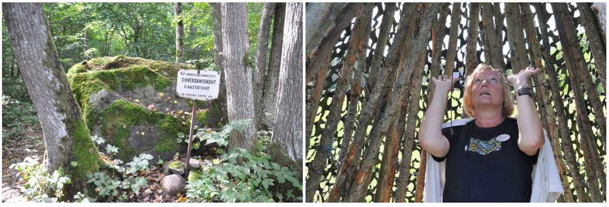 Pagan beliefs endure in Paenase. Photos: Meg Pier