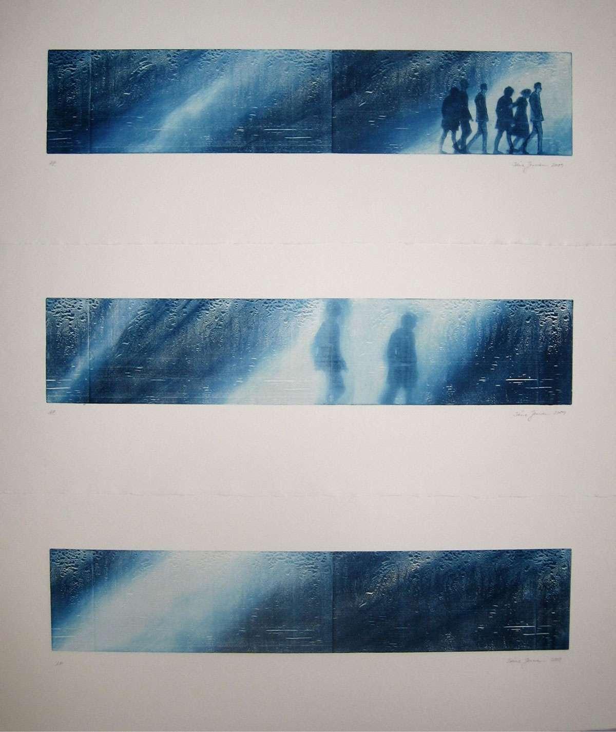 """""""Towards the light"""" by Irene Jensen"""