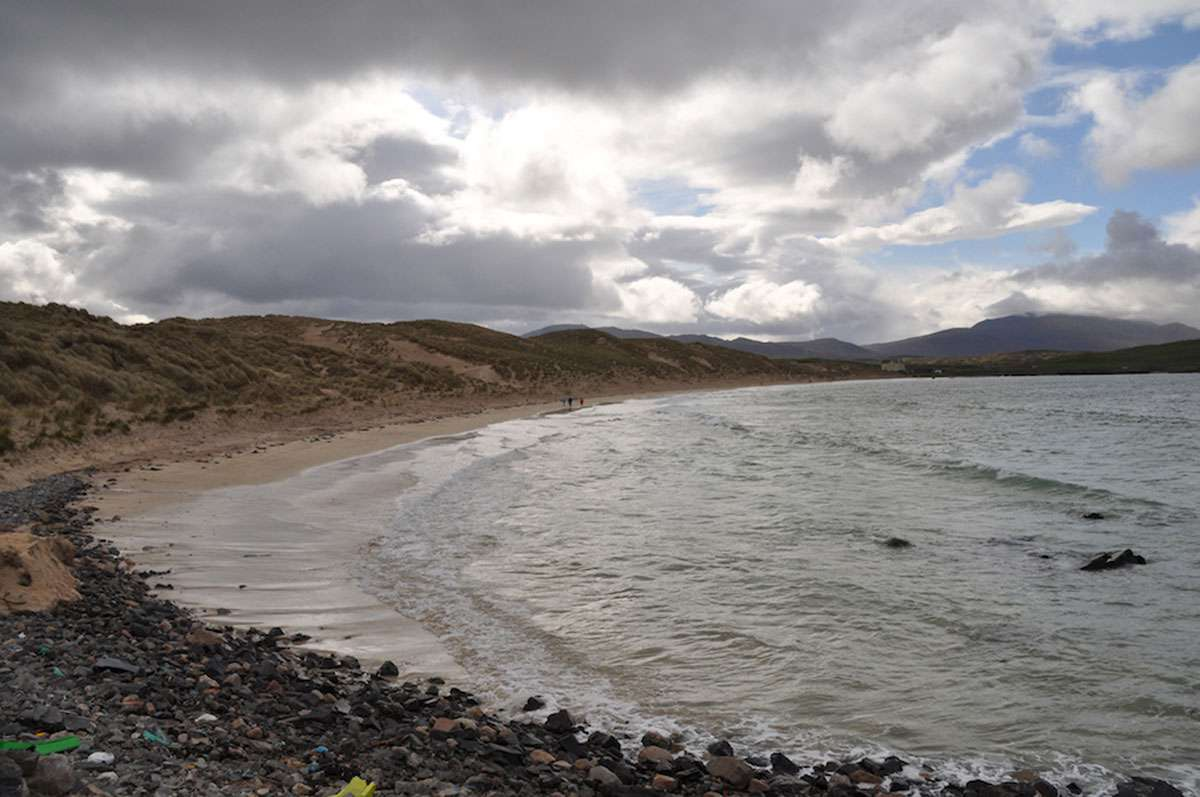 Beaches at Balnakiel, Scotland