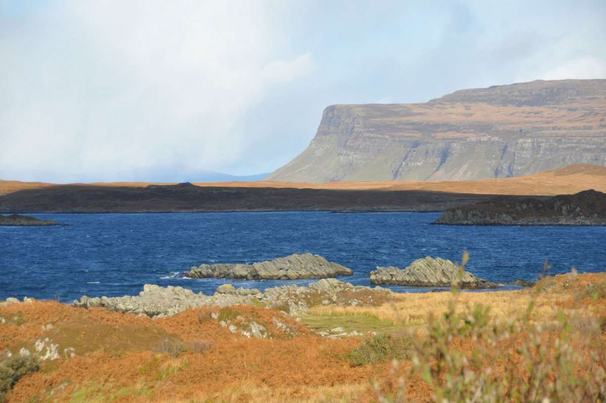 Loch Scridain. Photo: Meg Pier