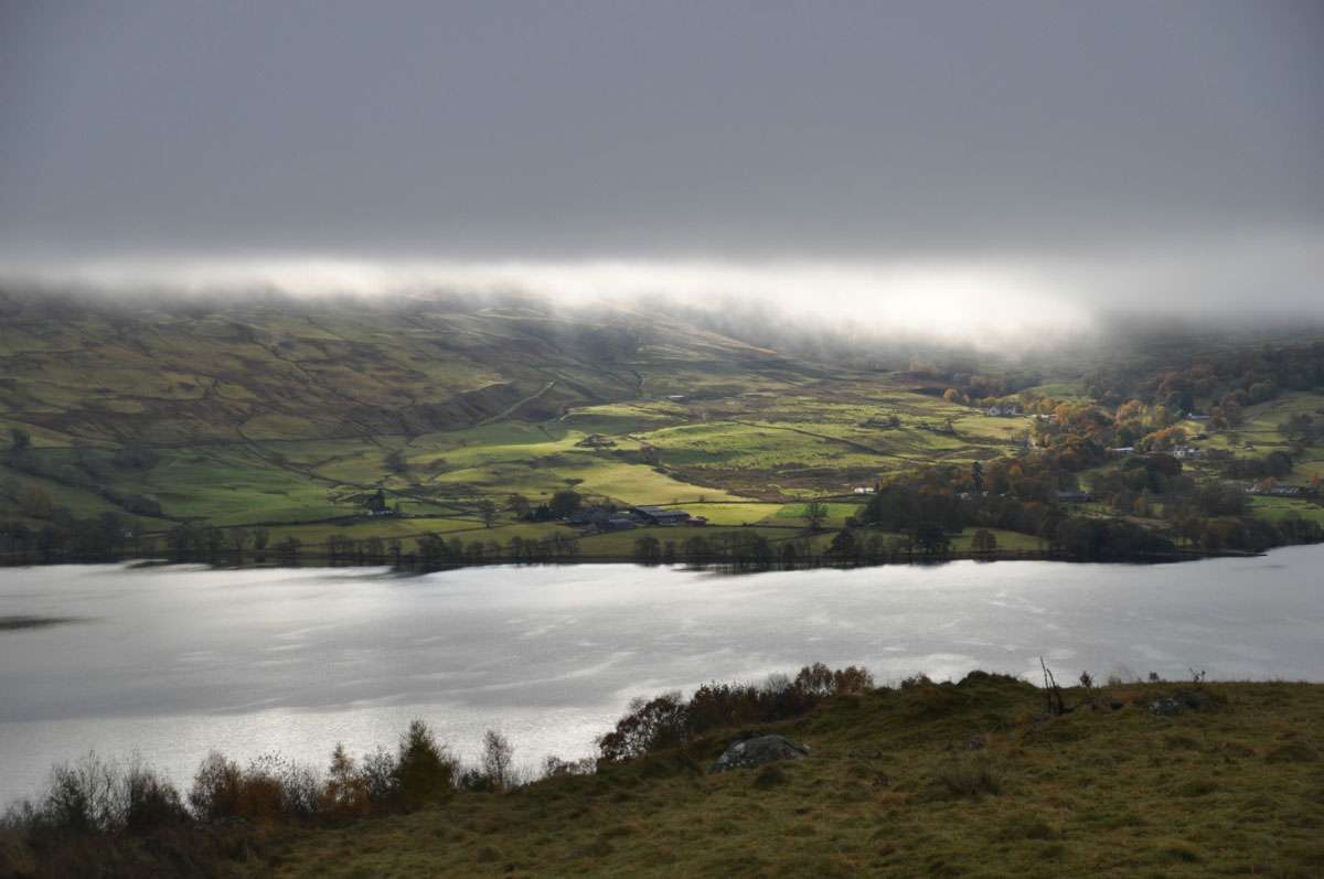 Loch Tay. Photo: Meg Pier