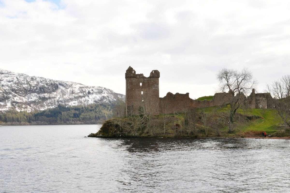 Loch Ness. Photo: Meg Pier