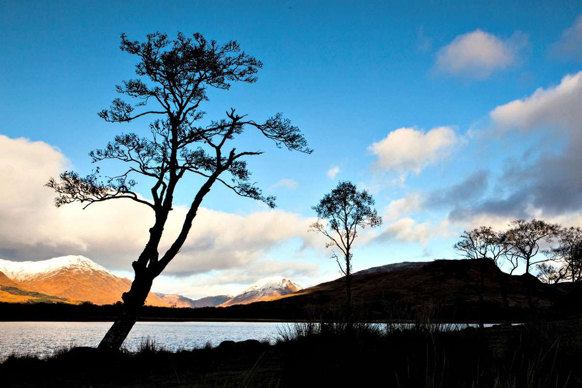 Loch Awe. Photo:  Ian McFegan/Flickr