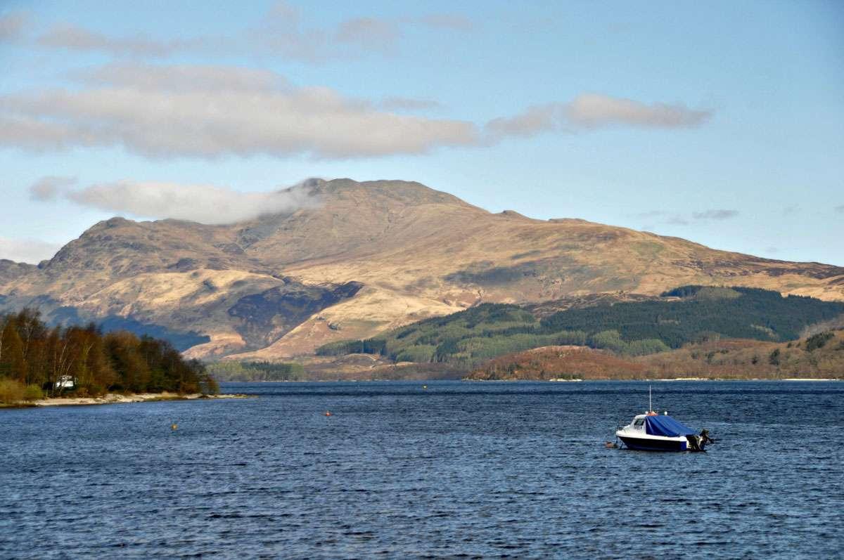 Loch Lomond. Photo: Meg Pier