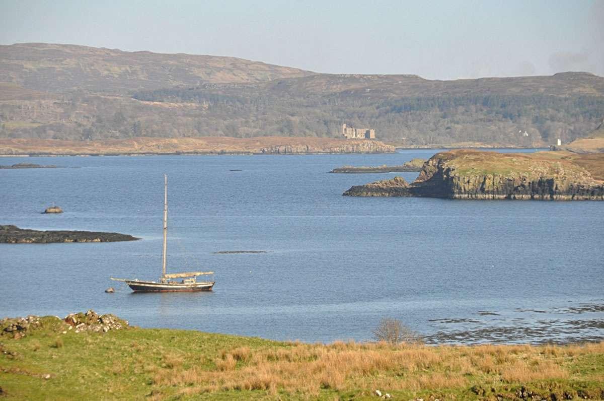 Loch Dunvegan. Photo: Meg Pier