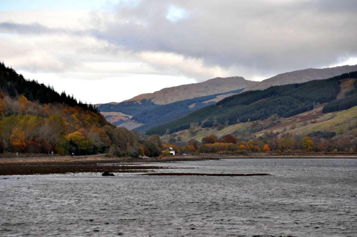 Loch Fyne. Photo: Meg Pier