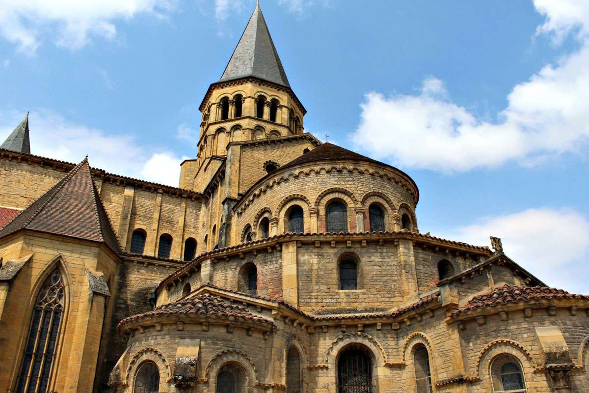 A church along the Transromanica, The Romanesque Routes of European Heritage. Photo: EICR