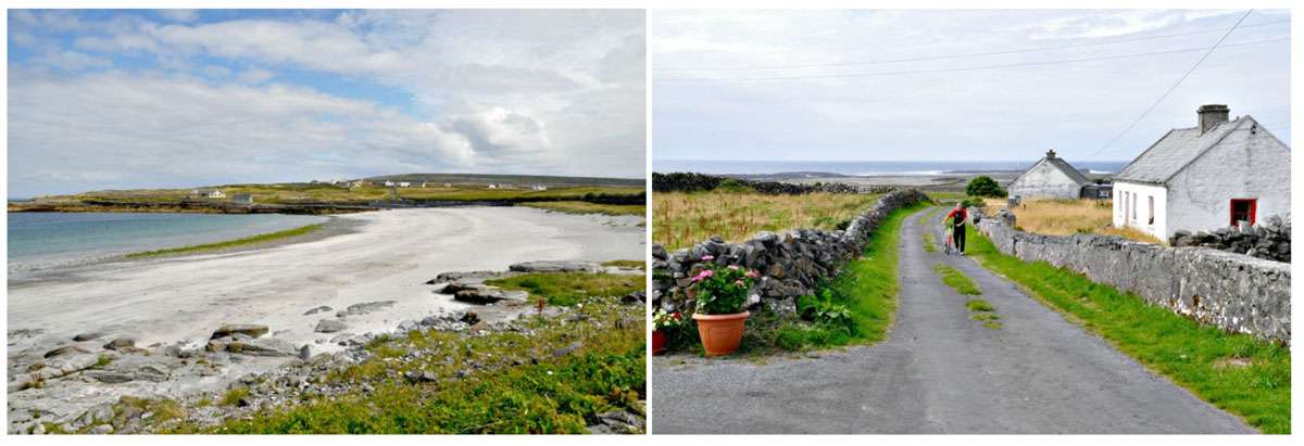 Scenes from life on Inis Mor, photo: Meg Pier