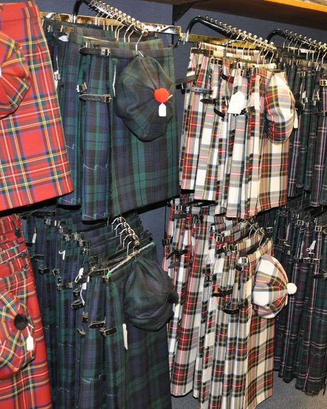 Scottish Kiltmakers Centre, Inverness