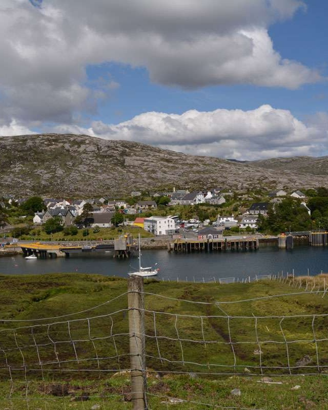 Scenes from Harris , Outer Hebrides