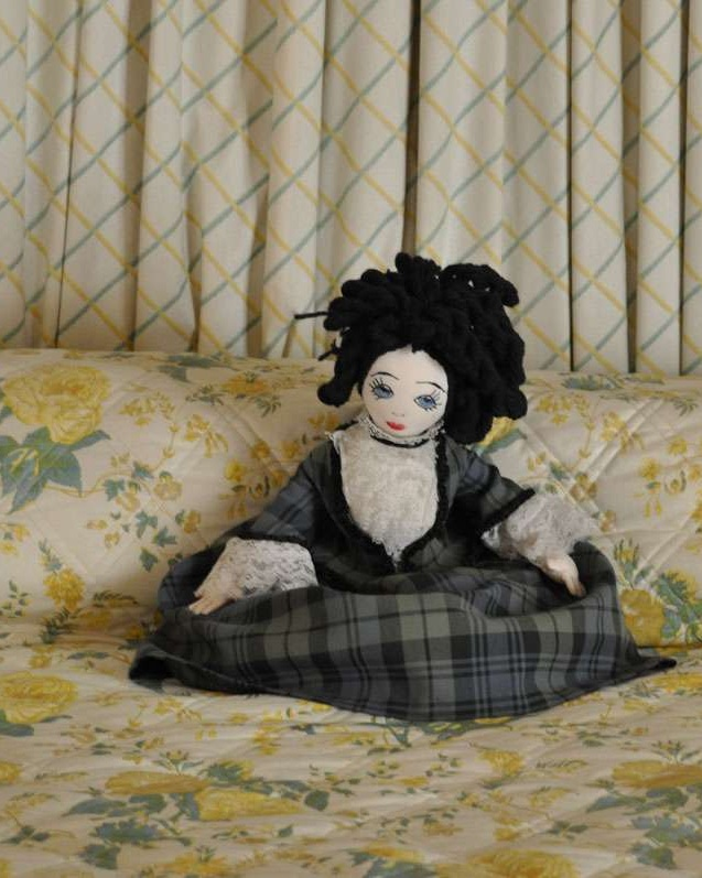 Inverary Castle Macarthur Room Doll