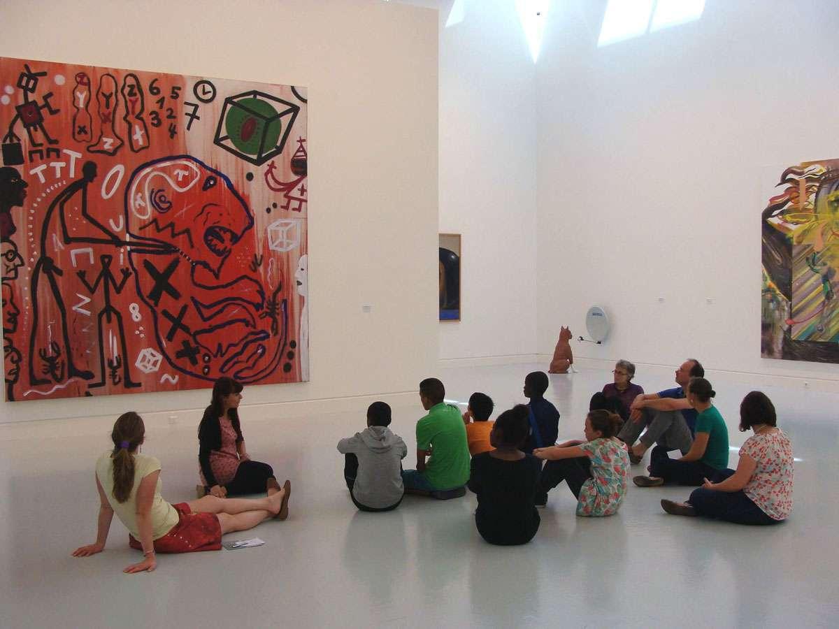 CCR meeting in Strasbourg. Photo: Clark Art Institute