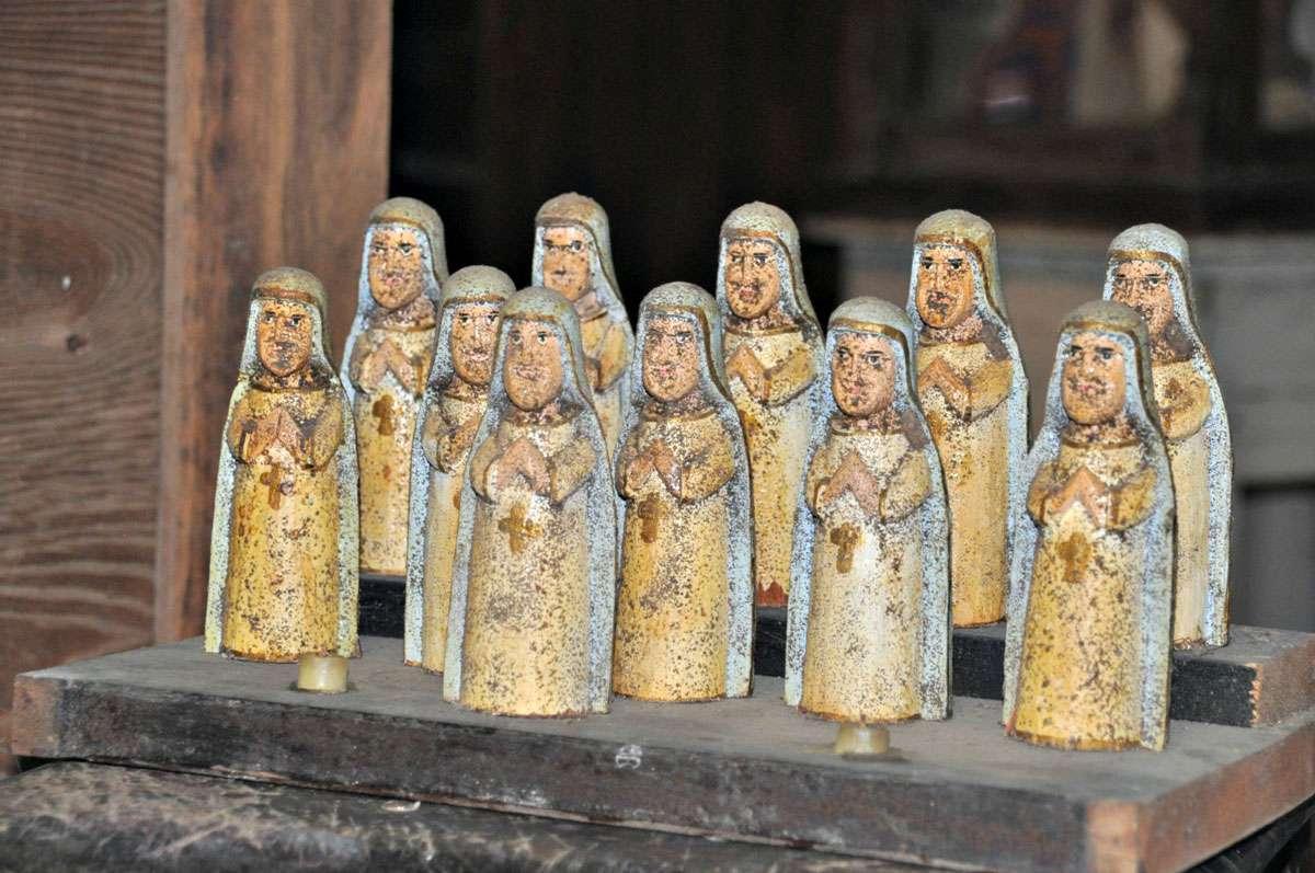 A rendition of the 11,000 Virgins. Photo Meg Pier