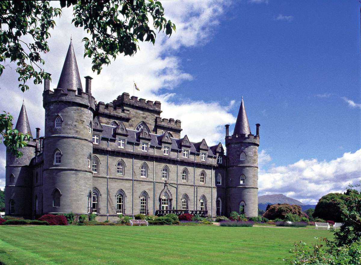 (Photo courtesy of Inveraray Castle)
