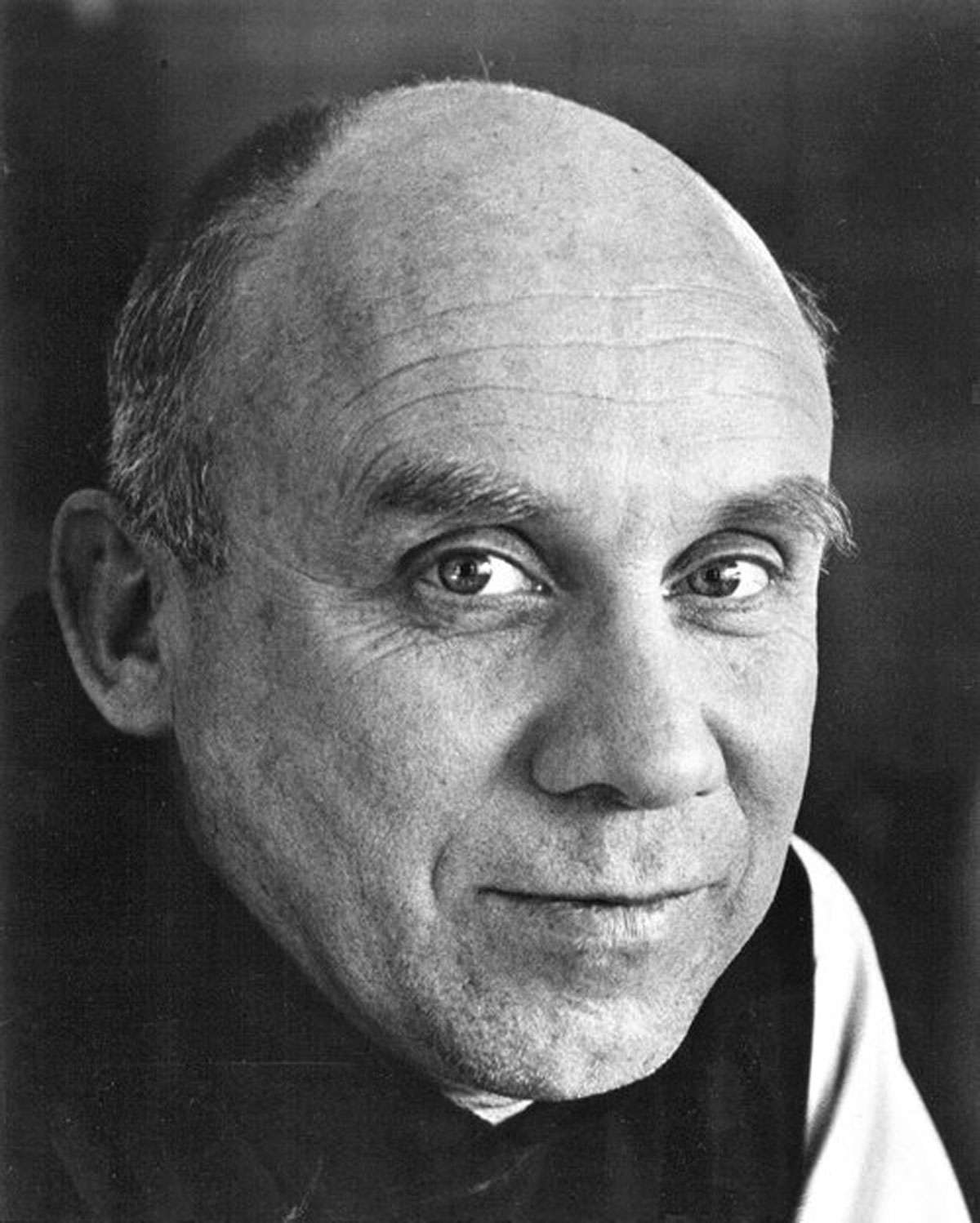 Thomas Merton - portrait photo by John Howard Griffin - Photo:  Creative Commons
