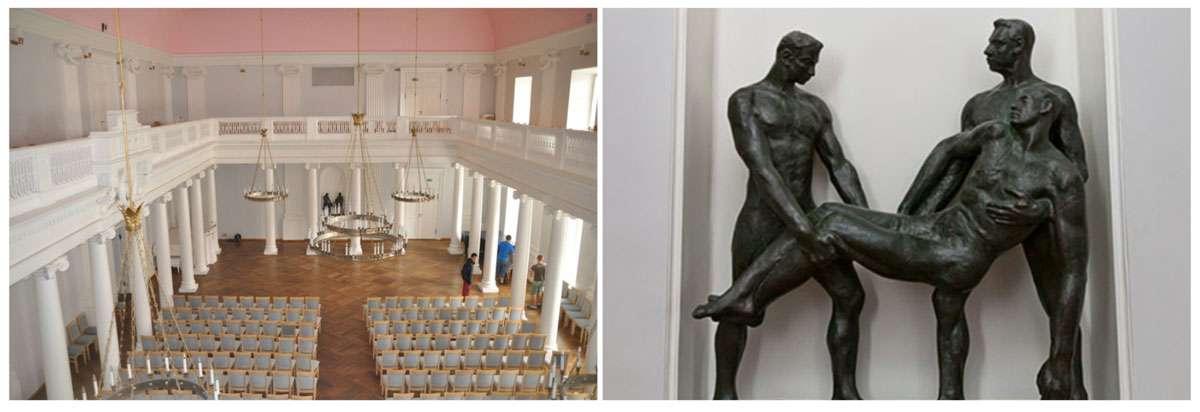 University of Tartu Assembly Hall. Photos: Meg Pier