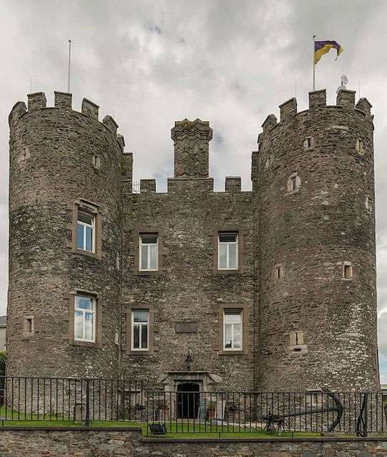Enniscorthy Castle. Photo credit: Daniel Vorndran (2015)