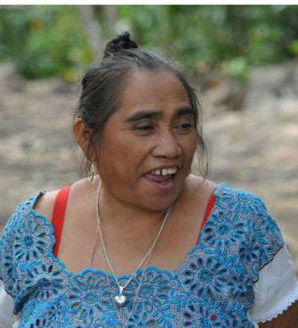 Hospitality from Alberto and Victoria Uc Chan, a Mayan couple who live in the village of Kuau