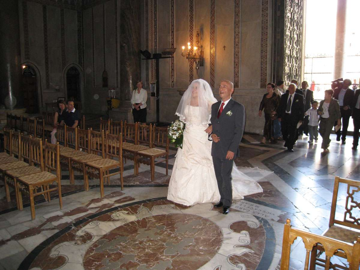 A Monreale wedding. Photo: Dan Bock, Creative Commons