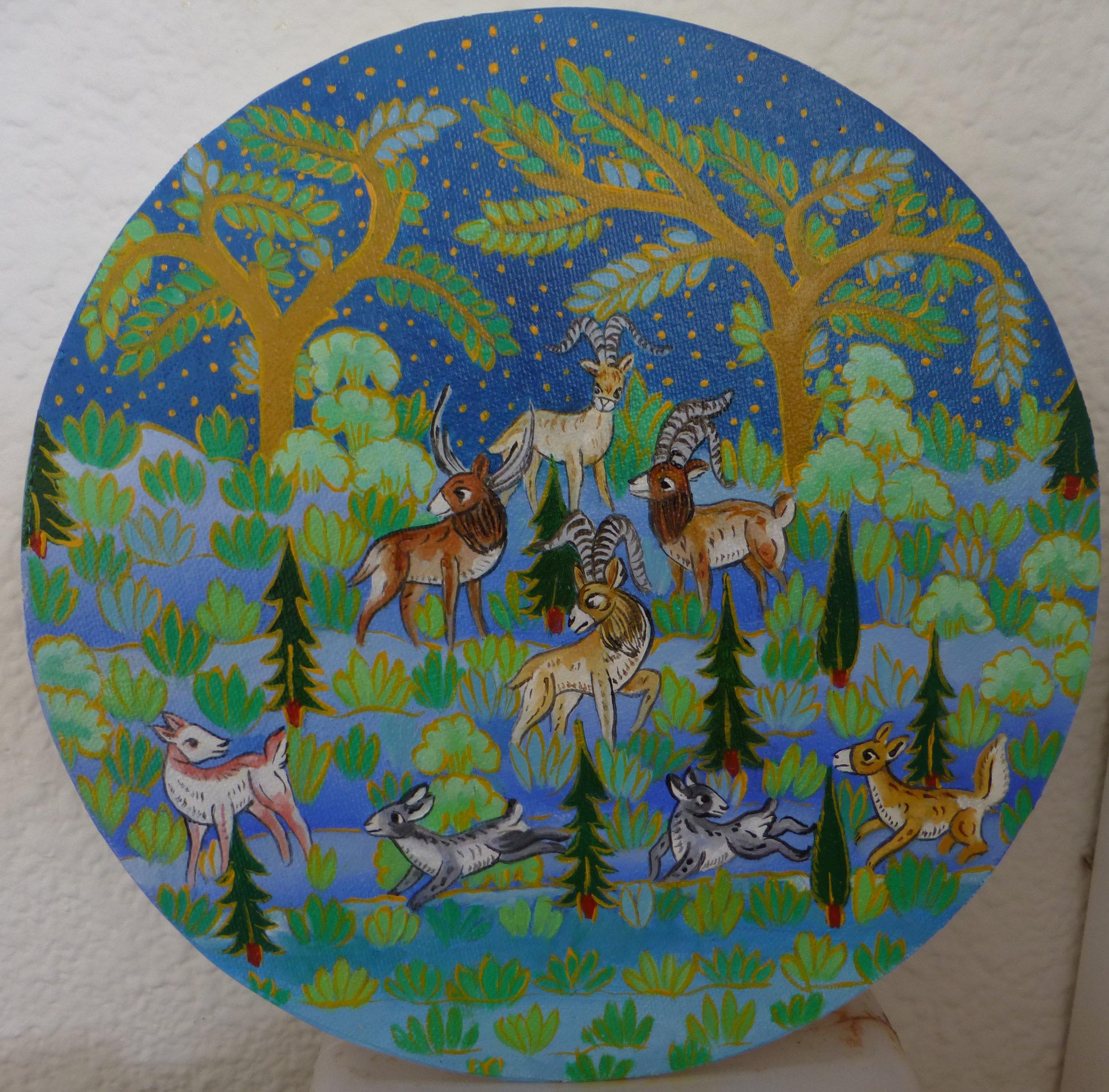 Folk Art reproduction
