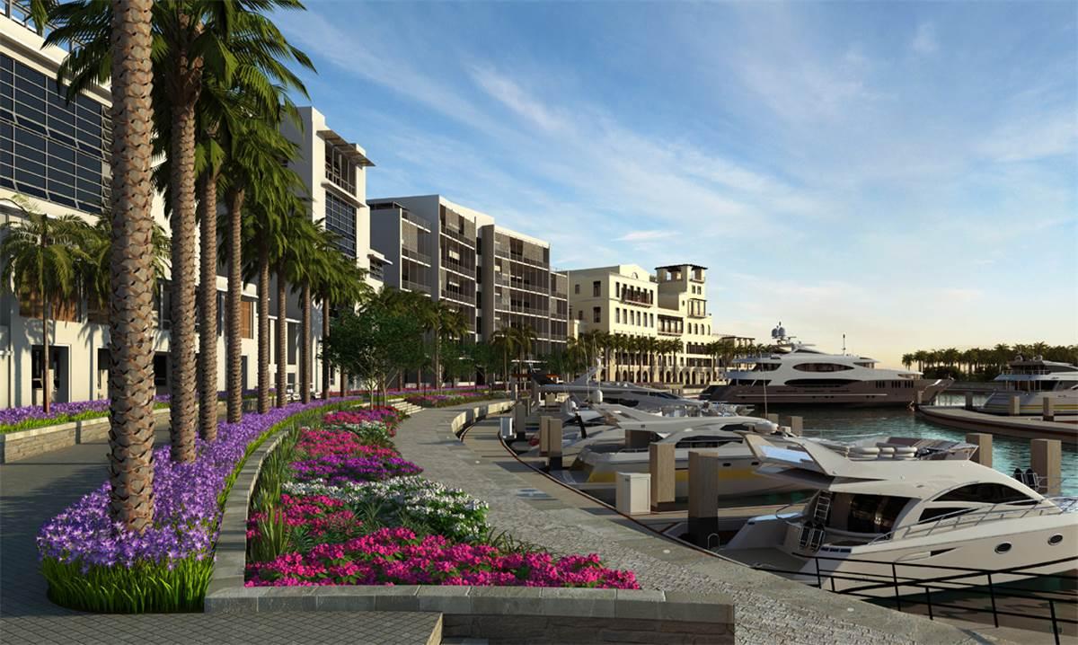 Albany Marina Residences