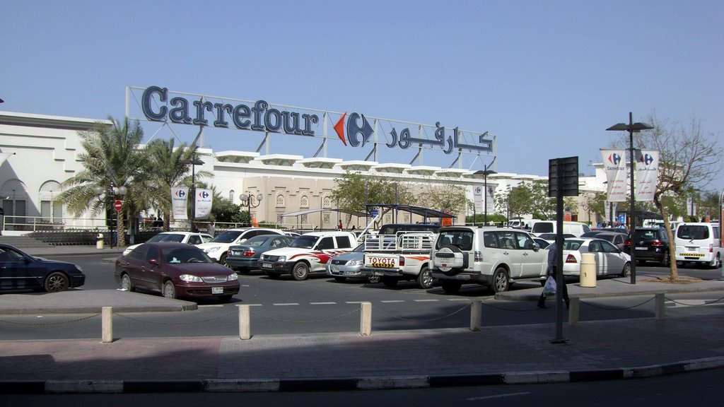 Carrefour Mall, Dubai