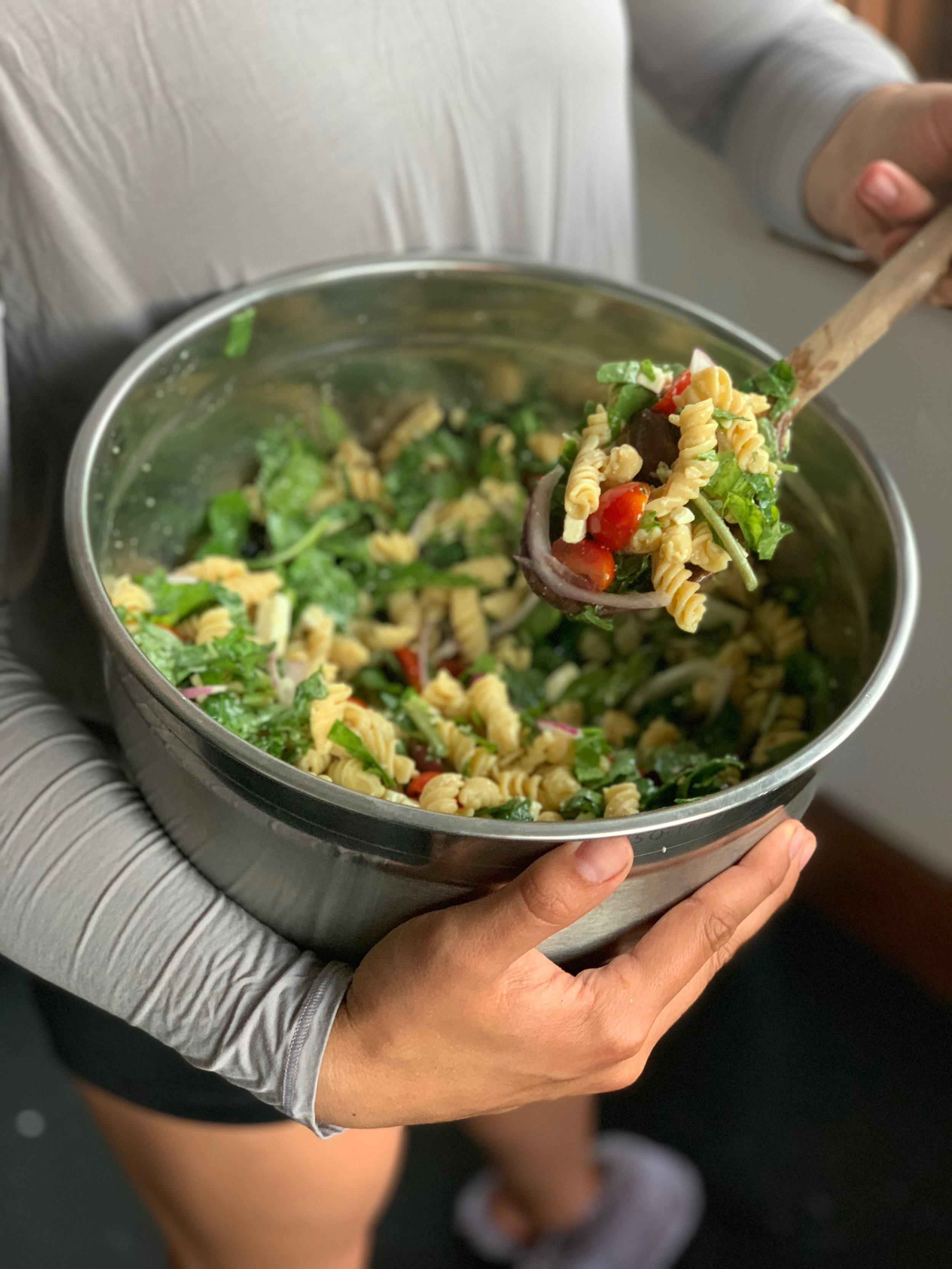 #4: Eating Greens Everyday