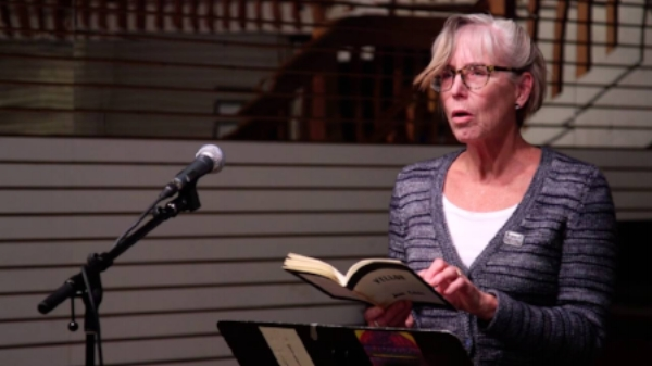 Poetry Center Memorial Tribute to Stephen Rodefer, San Francisco, November 21, 2015