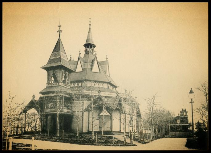 Union Chapel Circa 1896