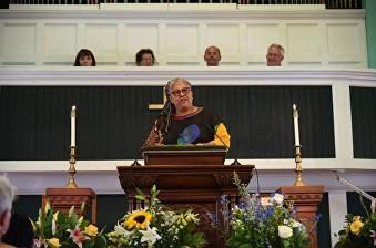 Rev. Dr. Emilie  Townes