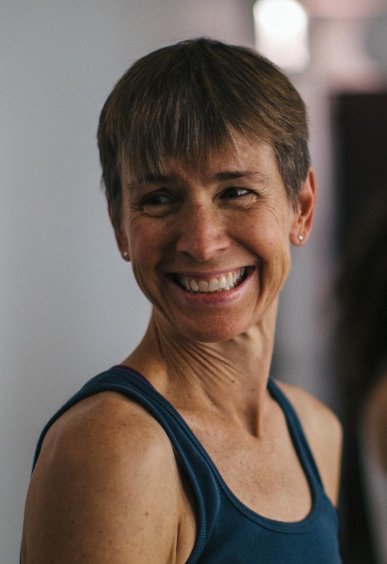 Karen O'Leary, Yoga Teacher