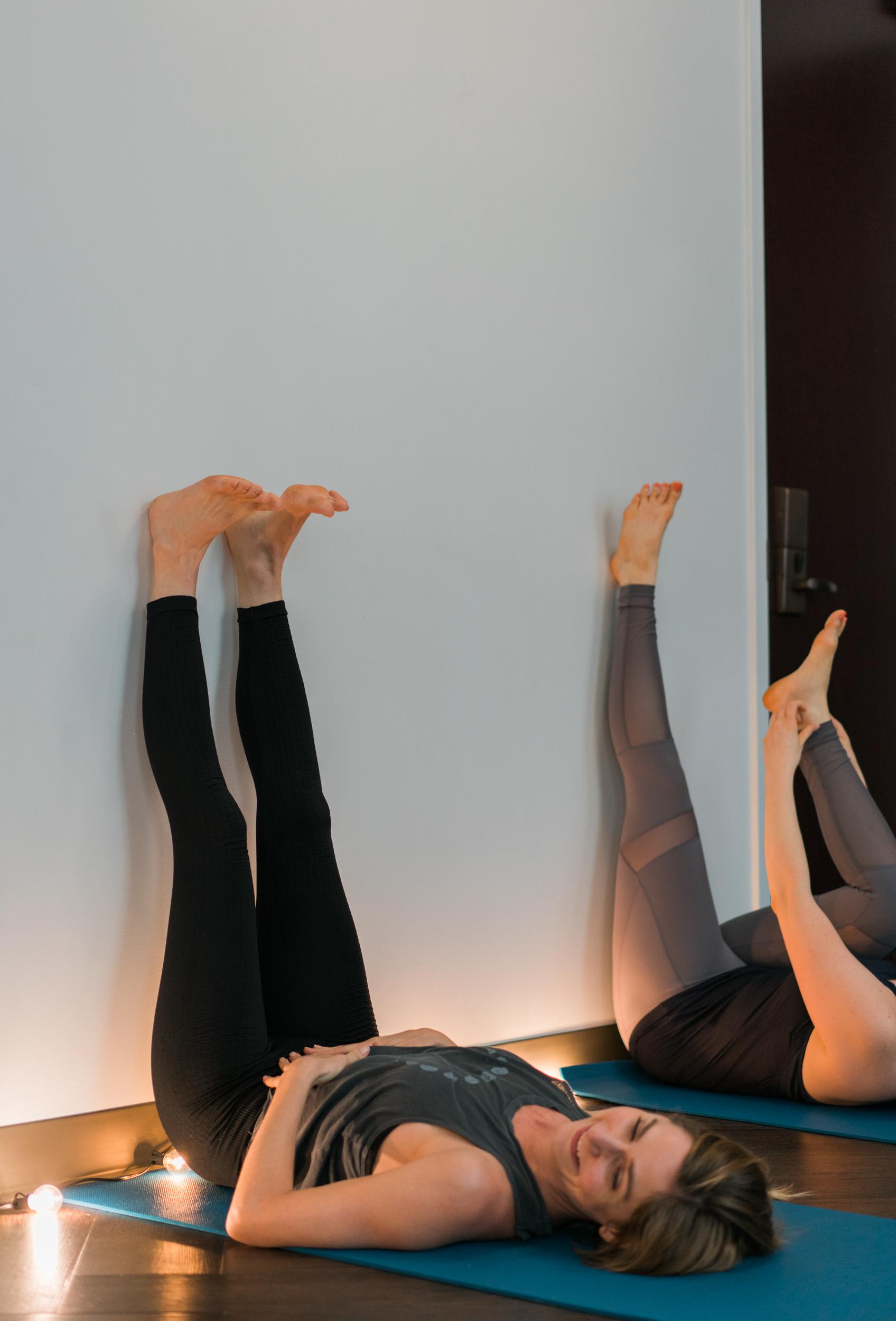 Amber Cook, Yoga Teacher
