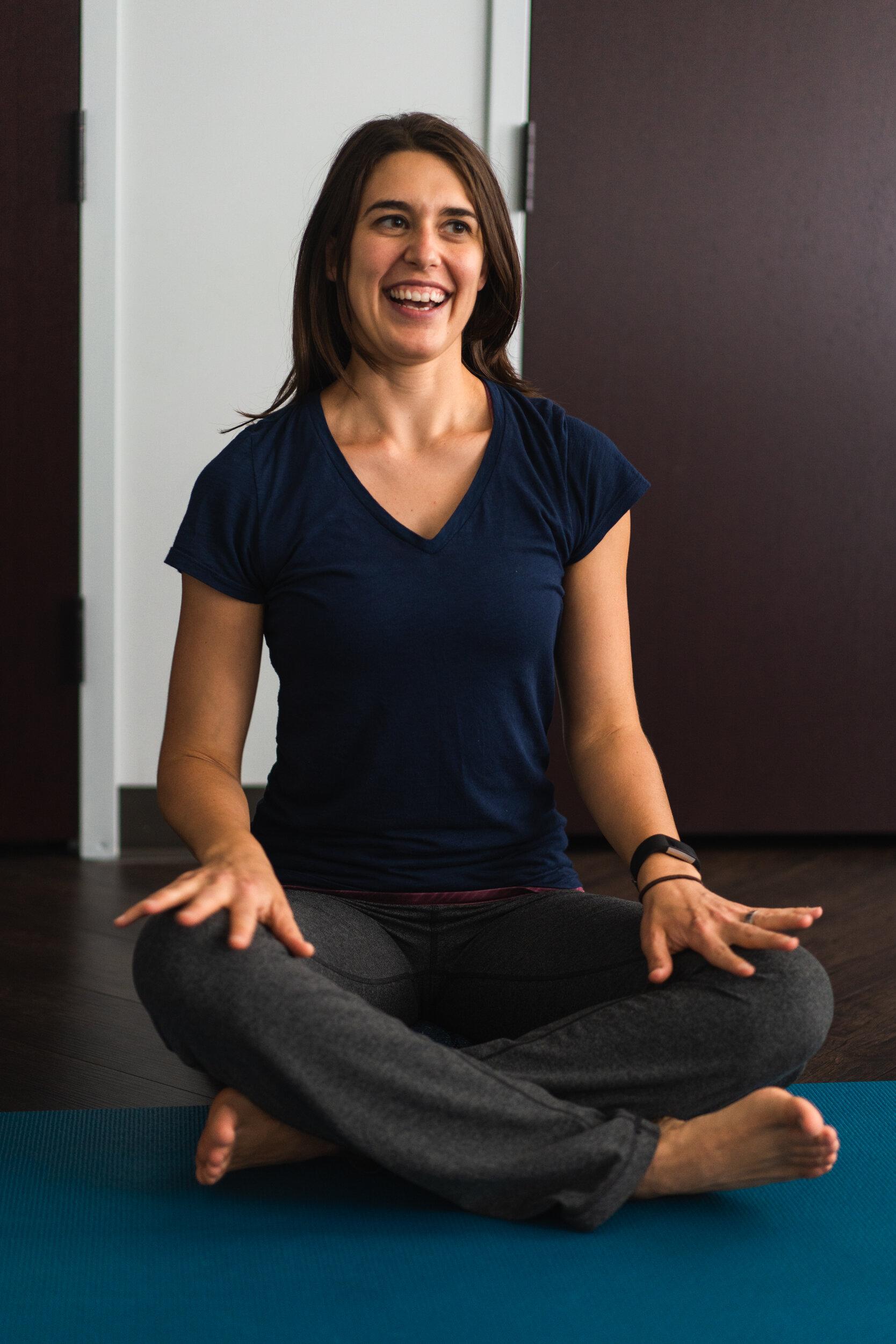Renee Zambo, Yoga Teacher and Yoga Therapist