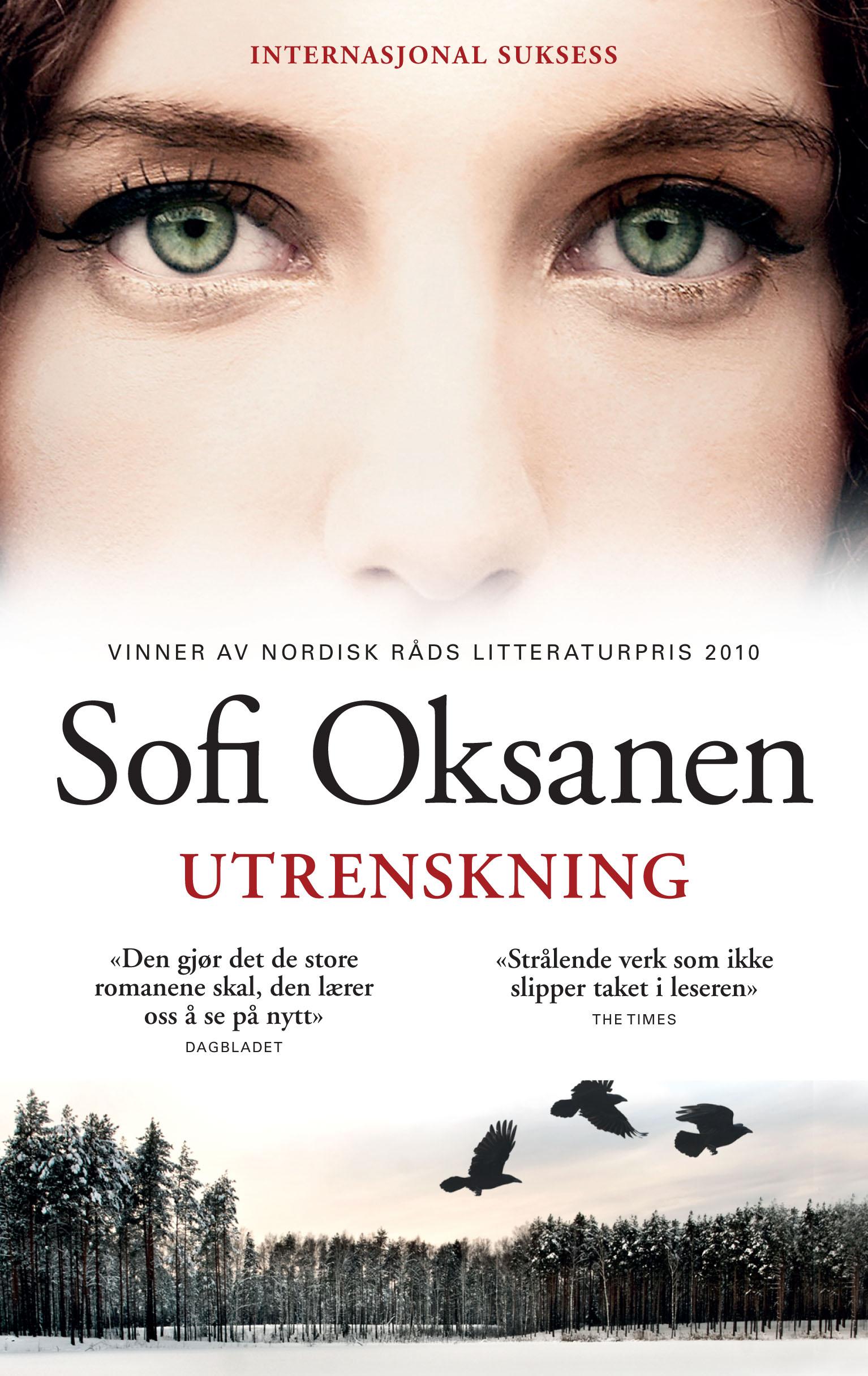 Oksanen Utrenskning bokomslag.jpg
