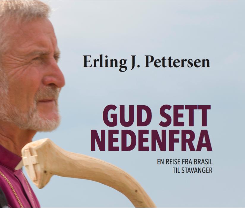 Biskop Erling Pettersen henter inspirasjon fra latinamerikansk frigjøringsteologi og keltiske steinkors.