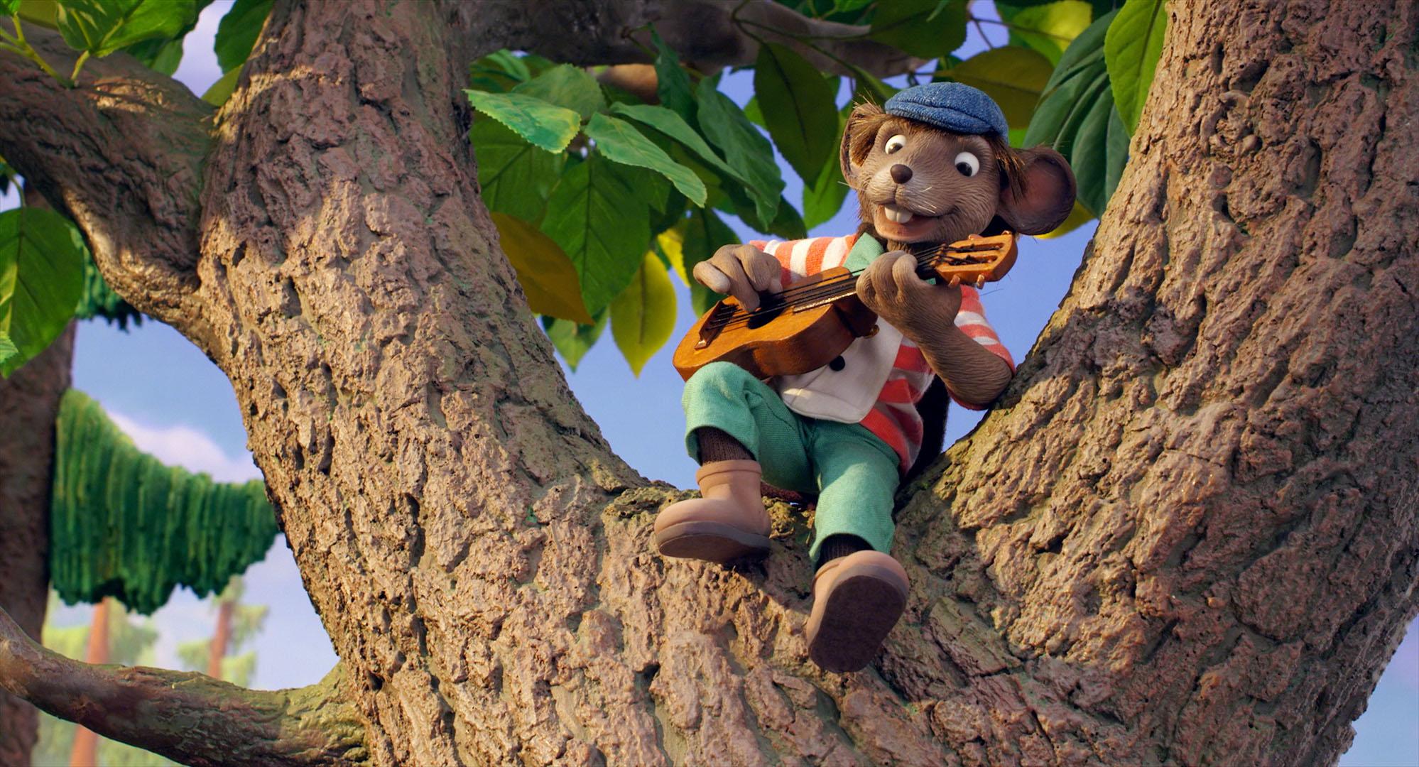 Klatremus Lillemann er Hakkebakkeskogens snylter, men likevel den mest sjarmerende hovedperson på fire poter.