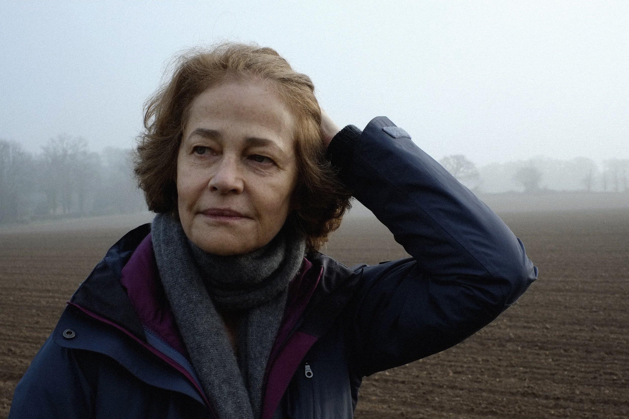 Charlotte Rampling ble oscarnominert for sin tolkning av Kate i  45 år .