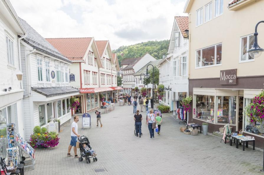 Hva skjer med detaljhandelen i Egersund dersom Biltema tilbys en tomt langt utenfor sentrum?