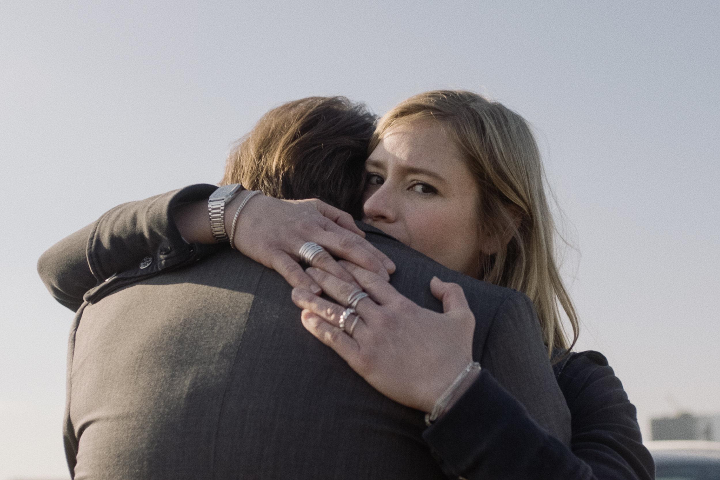 Skuespillerne Julia Jentsch og Bjarne Mädel gjør en formidabel innsats som Astrid Lorentz og hennes mann Markus.